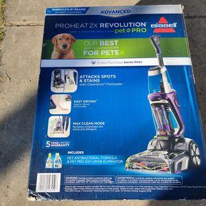 BISSELL ProHeat 2X Revolution Pet Pro Carpet Cleaner (1986) for Sale in Harlingen, TX
