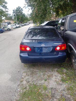 2004 Toyota Corolla for Sale in Longwood, FL