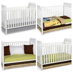 Delta Childrens Charleston/Glenwood 3-in-1 Crib for Sale in Phoenix, AZ