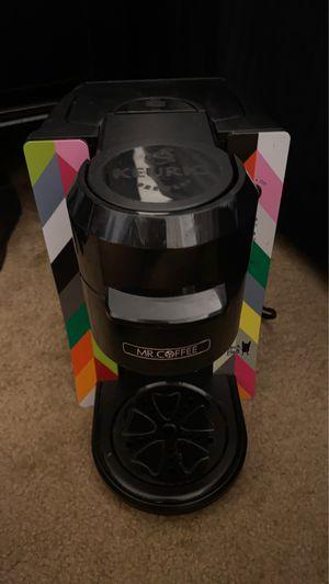 Mr. Coffee BVMC-KG2FB Single Serve Coffee Maker, French Bull Design, Multicolored for Sale in Norfolk, VA