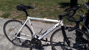 Windsor Bristol 54cm road bike with 700 tires, shimano components and clipless pedals. for Sale in Wesley Chapel, FL