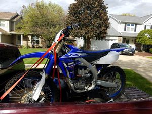 2016 Yamaha yz250f for Sale in Romeoville, IL