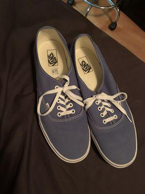 Size men's 14 Vans Canvas Shoes! for Sale in New Braunfels, TX