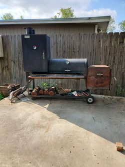 Old country BBQ pit for Sale in San Angelo,  TX