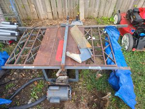 Big Table saw for Sale in Levittown, PA