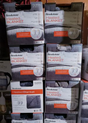 Queen size heated electric blankets!! for Sale in Crestwood, IL