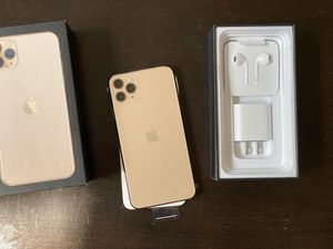 iPhone 11 Pro Max 256GB Factory Unlocked for Sale in Houston, TX