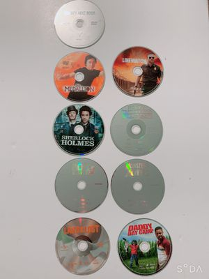 DvD Movies Lot ( 9 ) [ USED - Good ] for Sale in San Francisco, CA