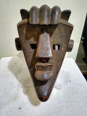 Mask lualua from Congo RDC for Sale in Philadelphia, PA