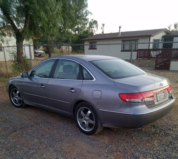 2007 Hyundai Azera Limited Edition... Super Clean!!