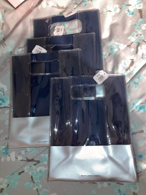 Bath and Body Works Plastic Gifting Bags for Sale in Riverside, CA