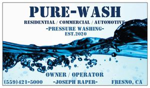 Power washing for Sale in Fresno, CA