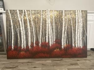 Canvas Wall Decor for Sale in Chandler, AZ