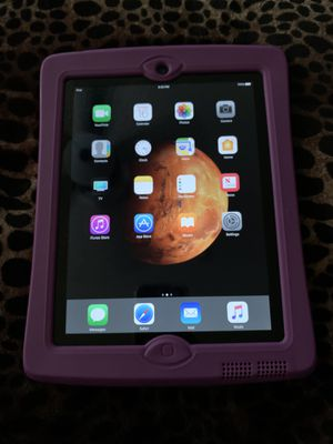 iPad 4 generation 16gb for Sale in Oklahoma City, OK