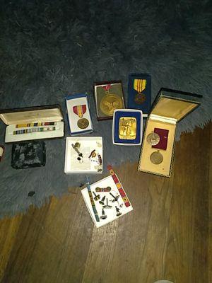 Veterian medals for Sale in Atlanta, GA