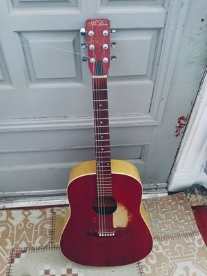 Guitar-Professionally hand made. for Sale in North Chesterfield, VA