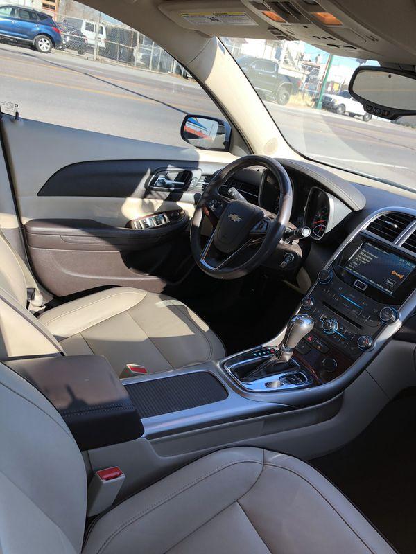 2013 Chevy Malibu LTZ