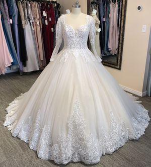 WEDDING DRESS VESTIDO DE NOVIA for Sale in Phoenix, AZ