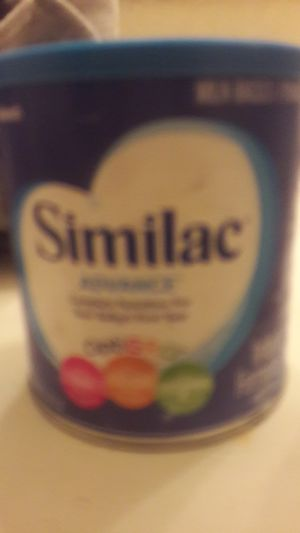 Similac Advance Blue Can for Sale in Mesa, AZ