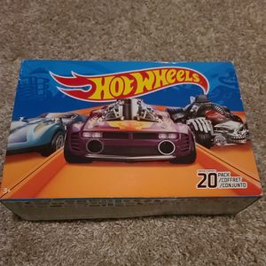 """NEW Hot Wheels 20 Car Gift Pack (Styles May Vary), Multicolor, 7.6"""" T, for Sale in Richardson, TX"""