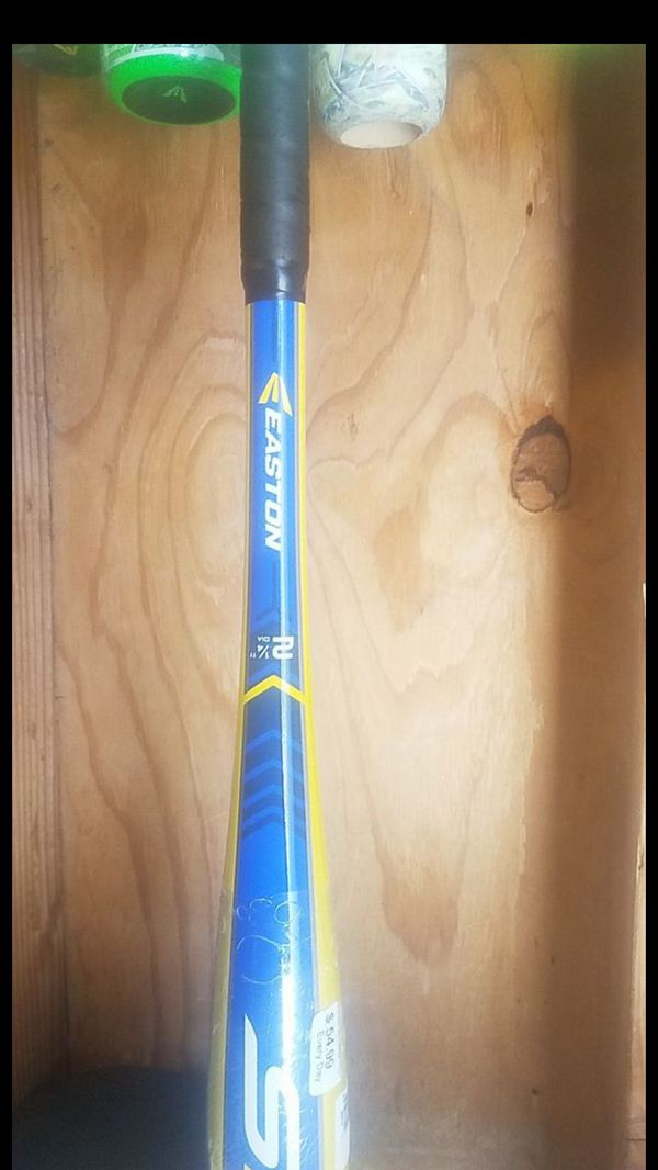 Easton 2018 S350 USA Baseball Bat, 28/19