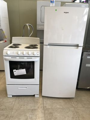 "🇺🇸SALE🇺🇸 New 24"" Wide Whirlpool & 24"" Wide coil stove - 1 Year Manufacturer Warranty for Sale in Boynton Beach, FL"