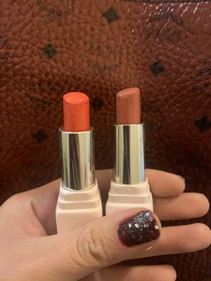 Guerlain Kiss Kiss lipstick in Beige 571, Orange 574 for Sale in San Jose, CA