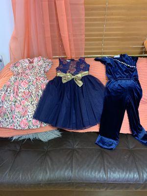 Dresses size 5 $25.00 each for Sale in Linden, NJ