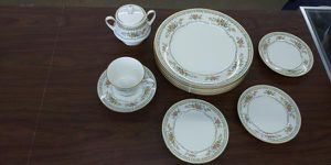 Noritake Ivory China Set of 12 723y for Sale in High Point, NC