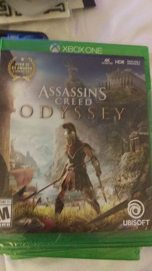 Assasins Creeed odyssey (xbox one) for Sale in Reno, NV