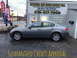2012 INFINITI G37 Sedan for Sale in Cleveland, OH