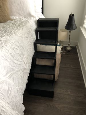 Brand-New Dog stairs and bed combo for Sale in Nashville, TN