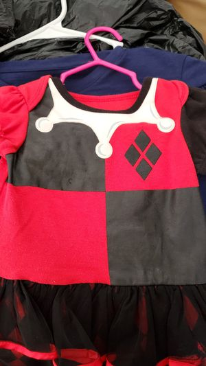 Harley quinn dress/ or costume for Sale in Orlando, FL