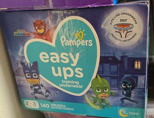 Pampers easy ups/ Diapers for Sale in Fresno, CA