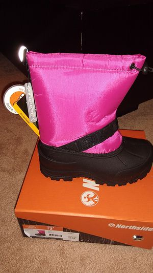 Kid's Size 2 Snow Boots - New In Box for Sale in Roseville, CA