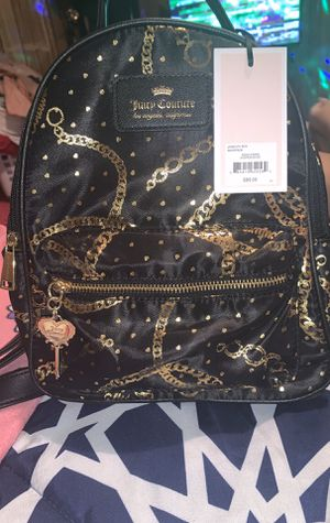 Juicy couture mini backpack for Sale in Mabelvale, AR