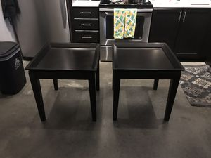 (2) Mid Century Modern end tables! for Sale in Nashville, TN