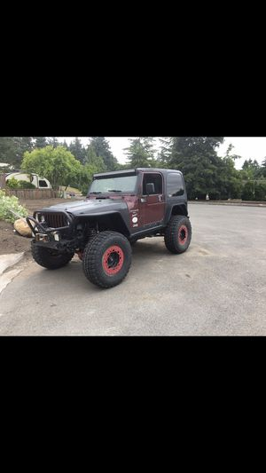 2001 Jeep Wrangler for Sale in Auburn, WA
