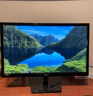 """LG monitor 23"""" IPSS234, eBay price much higher for Sale in Cary, NC"""
