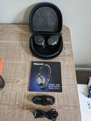 Klipsch Image One Bluetooth headphones for Sale in Lakewood, CO