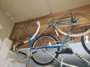 Peugeot touring bike, Univega 303 rover bike , Huffy bike dual suspension 18 speed for Sale in Portland, OR