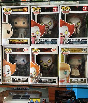 Horror pops for Sale in Vernon, CA