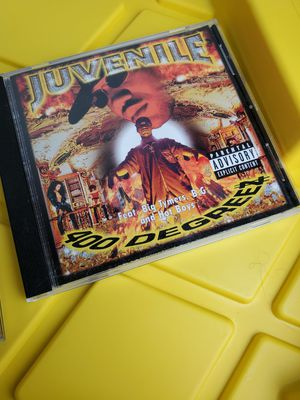 Juvenile 400 degreez cd for Sale in Swanton, OH