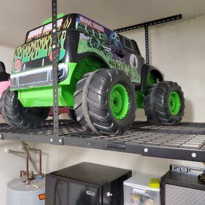 Boy Grave Digger Truck for Sale in Fort Myers, FL