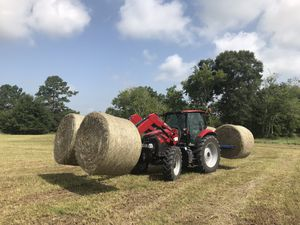 Round bales/ ranch improvements for Sale in Grape Creek, TX