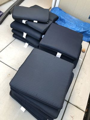 Outdoor Patio Cushions. for Sale in Rocklin, CA
