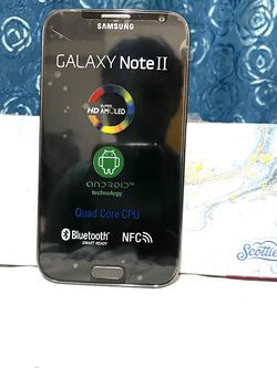 Unlocked Samsung Galaxy Note2 for Sale in Queens,  NY