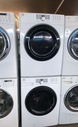 Kenmore Washer and gas dryer. Set for Sale in Los Angeles, CA