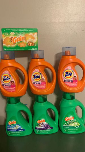 Tide and Gain bundle! for Sale in Lexington, KY