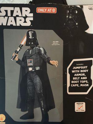 Disney Star Wars Darth Vader Child's Halloween Costume size Medium for Sale in Marion, OH